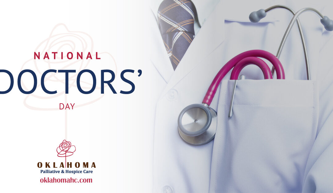 National Doctors' Day: Thank You Doctors!
