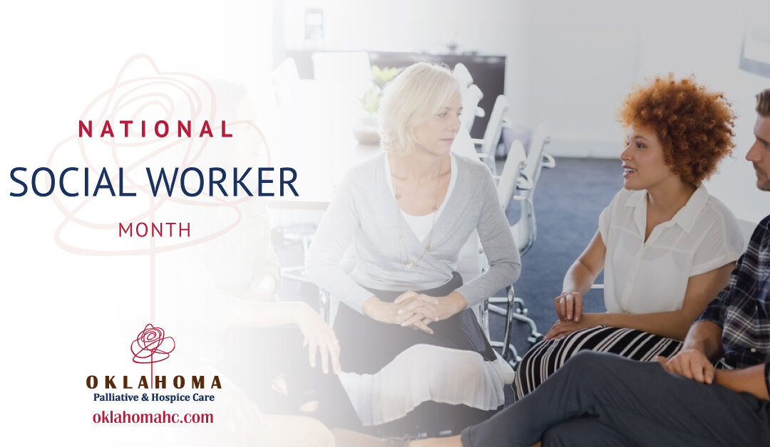 National Social Worker Month: Social Workers in Hospice