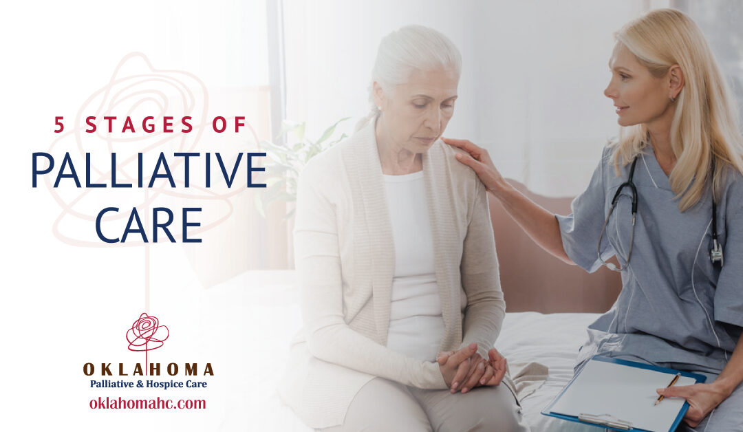 What Are the Five Stages of Palliative Care?