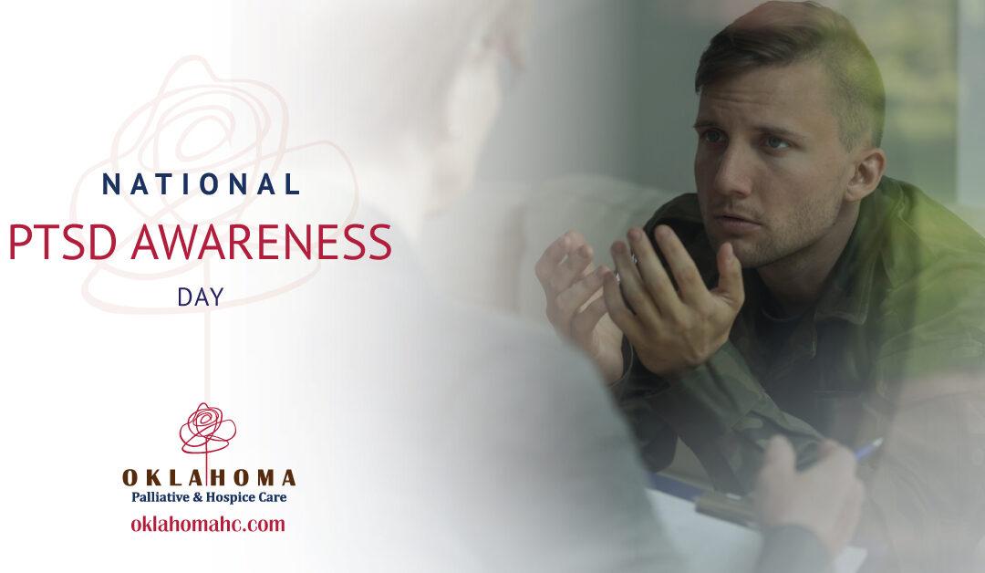 National PTSD Awareness Day