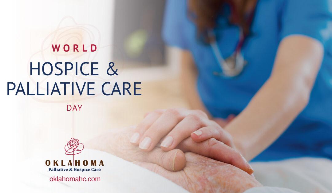 World Hospice & Palliative Care Day